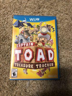 Captain Toad Treasure Tracker - Wii U for Sale in Tulsa, OK