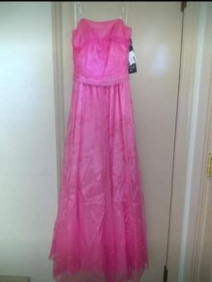 Prom dress, size 3/4, New for Sale in Monroeville, PA