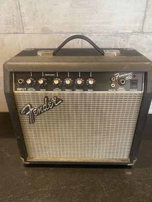 Fender Amplifier for Sale in Lake Stevens, WA