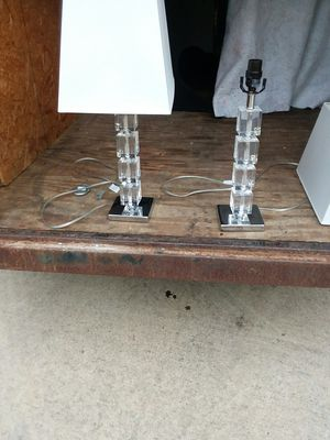 Ice Cube Lamps for Sale in Nashville, TN
