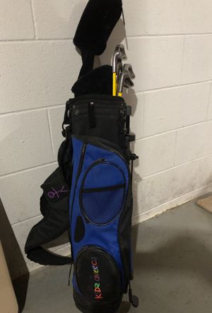 Kids Left Handed Golf Clubs for Sale in Galena, OH