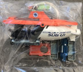 Playmobil 4473 Research Submarine Toy Sub Underwater w/Motor Air Pump NEW for Sale in Seattle,  WA