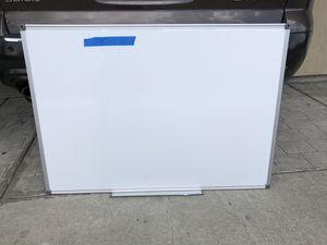 43x31 white board for Sale in San Leandro, CA