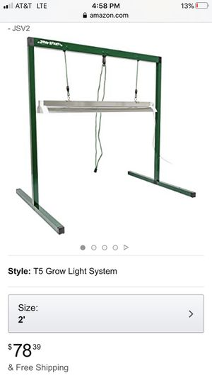 Grow light system for Sale in Lombard, IL