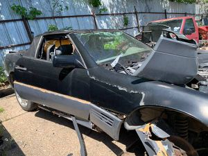 1995 Mercedes-Benz sl500 for parts for Sale in Dallas, TX