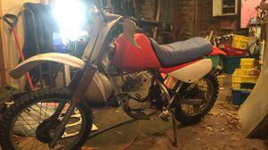 1988 Honda XR80R BLOWN UP- Project Bike for Sale in Brethren, MI