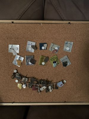 2 charm braclets for Sale in Edgewood, WA