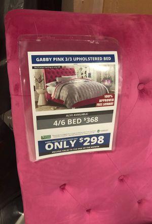 Gabby bed frame for Sale in Lansing, MI