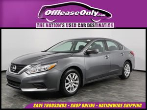 2017 Nissan Altima for Sale in North Lauderdale, FL