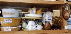 $20 & up, Pyrex corelle ware- Butterfly Gold kitchen baking ware for Sale in Lemon Grove, CA