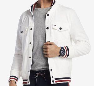 Tommy Hilfiger Men's Bomber Varsity Jacket NEW for Sale in Purcellville, VA
