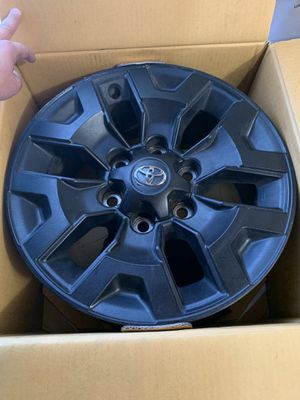 """16"""" Toyota Tacoma TRD Rims Wheels Tundra T100 Sequoia 4Runner for Sale in Corning, CA"""