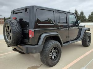 $$REDUCED$$ =PRICE= (1600$$ OBO)=2012 JEEP WRANGLER UNLIMITED! for Sale in Milwaukee, WI