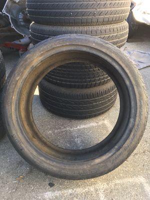 Used tire, 225-40-18r - P-Zero, good tread, older tire, Halls for Sale in Burlingame, CA