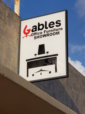 GABLES OFFICE FURNITURE SHOWROOM! 5935 SW 8 ST.MIA FLA 33144 for Sale in Miami, FL