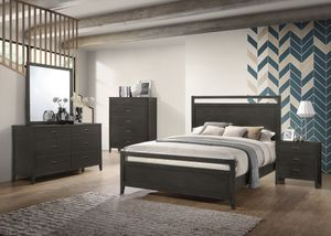 4pc Bedroom Set (mattress set sold separately) for Sale in Lakewood, WA