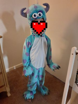 Monsters inc PJ costume for Sale in Avon, OH
