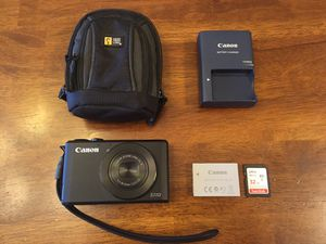 Canon s110 12mp 5x optical zoom for Sale in Morgantown, WV
