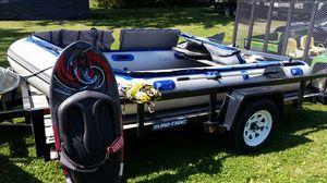 Sea eagle SR12.6 Inflatable boat for Sale in Aurora, IL