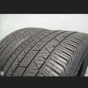 PAIR 265 45 20 Continental CrossContact LX Sport MO w/95% Tread 8/32 108H 7165 for Sale in Miami, FL