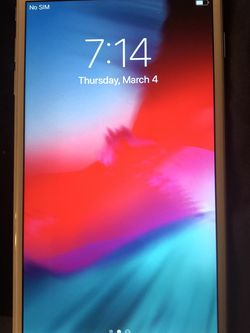 IPHONE 6 PLUS ,AT&T,H2O,CRICKETSIMPLE MOBILGOOS CONDICION8/10 ,$180 OBO for Sale in Long Beach,  CA