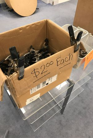Clamps ea for Sale in Goodlettsville, TN