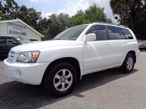 2005 Toyota Highlander for Sale in Tampa, FL