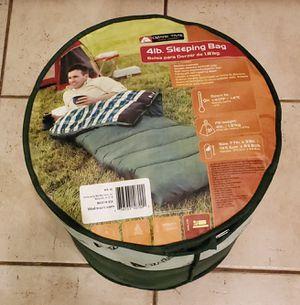 New Ozark 4lbs Camping Sleeping Bag for Sale in Goodyear, AZ