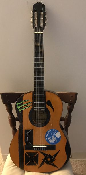 Classical Guitar and Bag for Sale in Worcester, MA