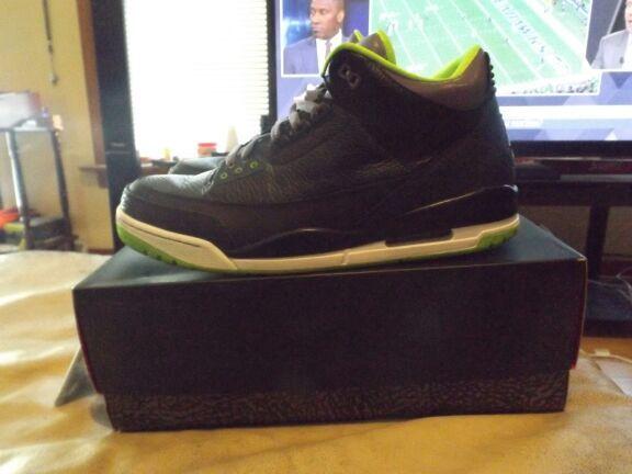 0301d53324b595 Jordan Retro 3 Joker size 14 vnds (9 10) for Sale in Richmond