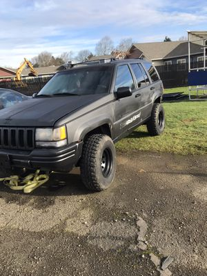 1996 Jeep Grand Cherokee Laredo 5.2L V8 part out for Sale in Portland, OR