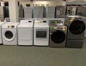 BRAND NEW ELECTRIC DRYERS WITH WARRANTY MJW for Sale in Houston, TX
