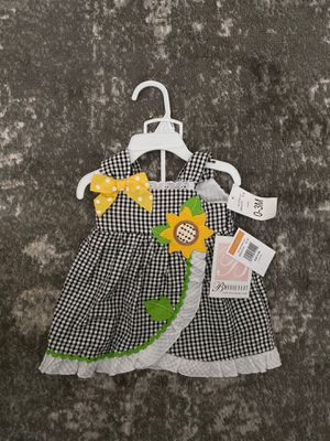 Bonnie Baby Sunflower Dress for Sale in GARDEN CITY P, NY