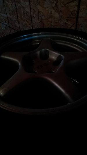Ss rims for a Camaro 255/45R17 for Sale in Neenah, WI