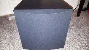 BOSTON ACOUSTICS MICRO90PV POWERED SUBWOOFER - MINT CONDITION for Sale in Bothell, WA