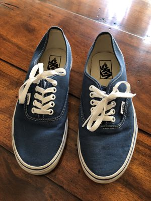 VANS MEN's 7 WOMENS 8.5 GREAT CONDITION for Sale in Santa Monica, CA