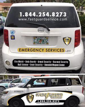 Vehicle Wraps for Sale in Boynton Beach, FL
