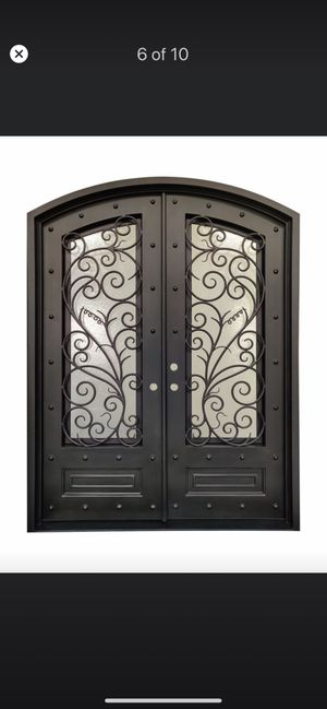 Iron doors for Sale in San Antonio, TX