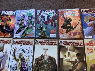 Lot Of 92 Comic Books $200 for Sale in Atlanta,  GA