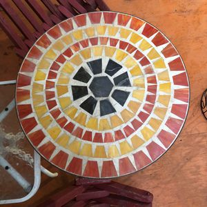 Flower pot table for Sale in Dallas, TX
