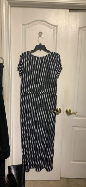 Michael Kors long clingy dress, with side slits. for Sale in Jacksonville, FL