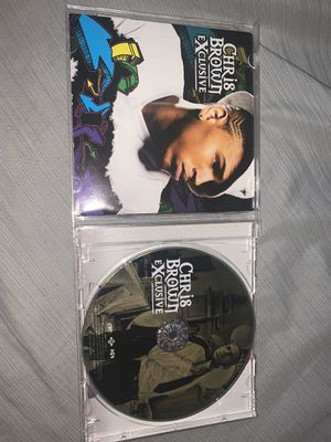 CHRIS BROWN EXCLUSIVE CD for Sale in Chula Vista, CA