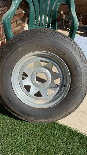 Trailer tire for Sale in Lakeside, CA