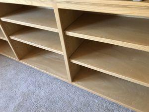 Custom built bookcase for Sale in Washougal, WA