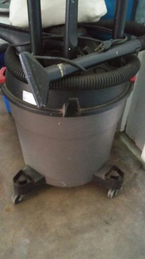 Dry and wet vacuum for Sale in San Antonio, TX