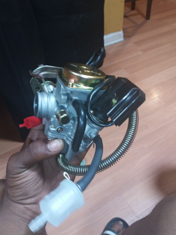 Parts for 50cc scooter
