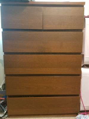 Dresser with drawers for Sale in Peabody, MA