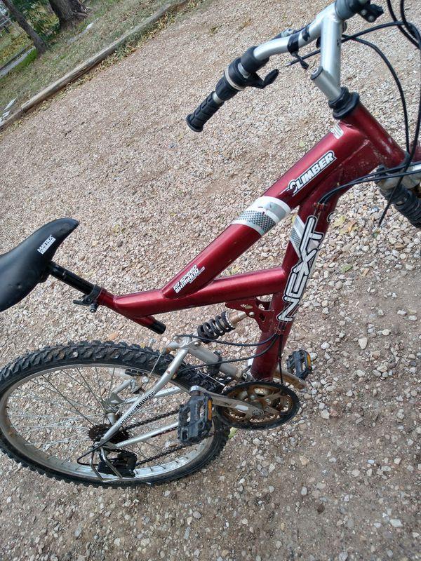 Men's 26 inch mountain bike