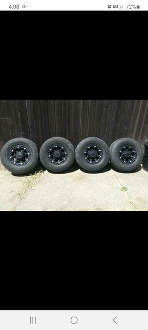 Gear Rims and Tires for Sale in Woodland, CA
