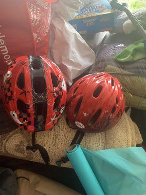 Kids helmets! for Sale in Kent, WA